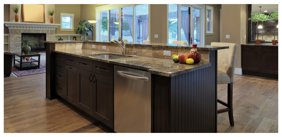 L&M Granite and Marble countertop image
