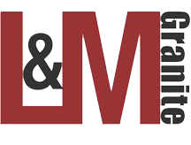 L&M Granite and Marble logo