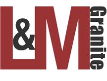 L&M Granite and Marble logo